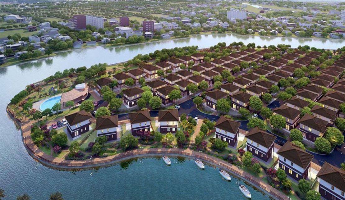 越南10大開發商 建商下